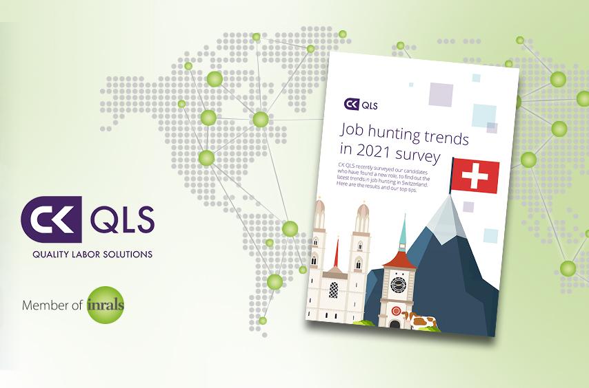 Job hunting trends in Switzerland – June 2021