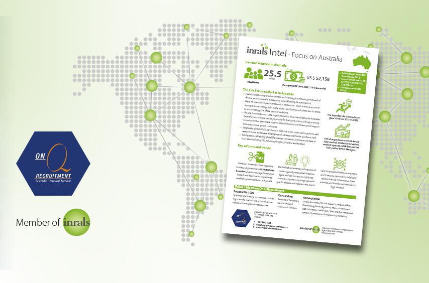 INRALS Intel – Focus on Australia (including download)