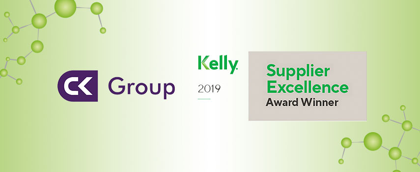 CK Group Honoured as Top Supplier by KellyOCG® for Superior Workforce Solutions