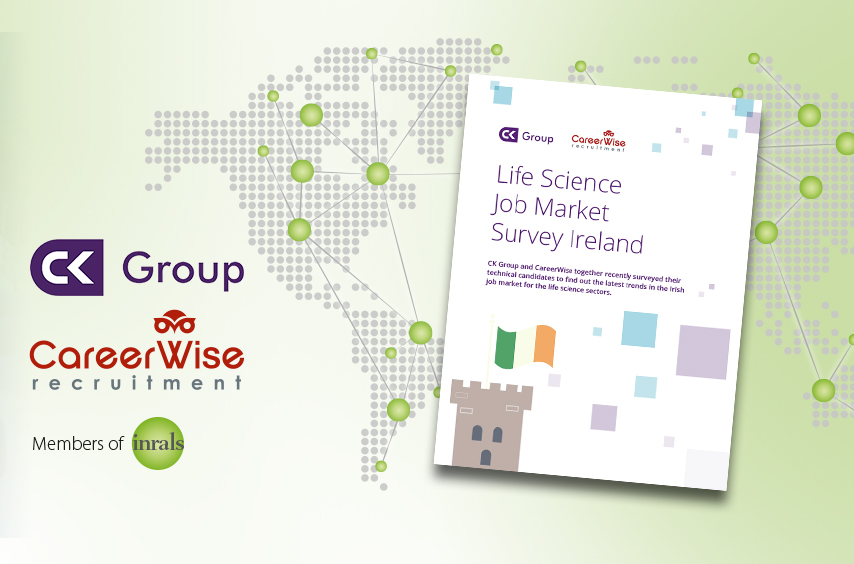 Life Science Job Market Survey Ireland (including download)