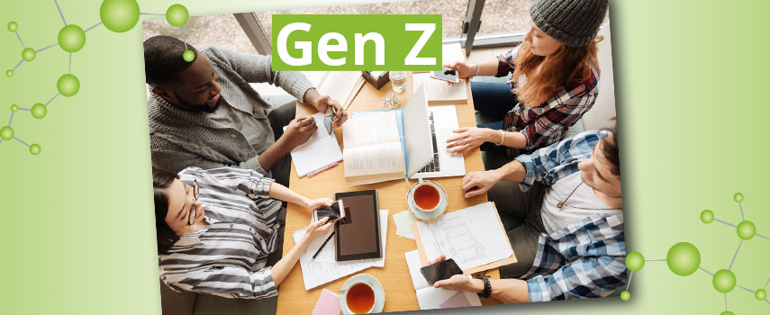 Generation Z in the Workplace: Top 4 Things You Need to Know